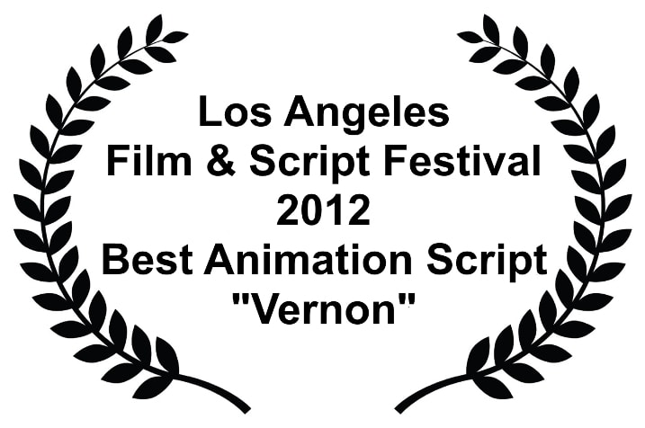 Los Angeles Film & Script Festival 2012 Best Animation Script